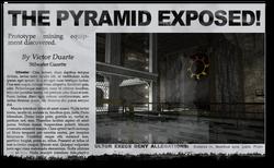 Newspaper ep02 Pyramid Scheme