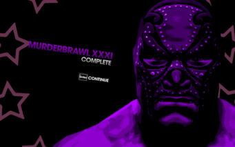 Murderbrawl XXXI complete - mask