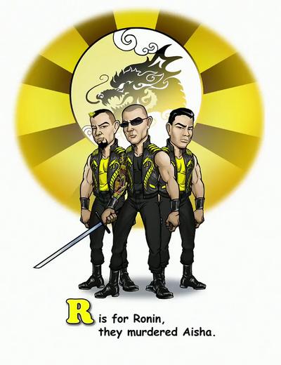 The ABCs of Saints Row R