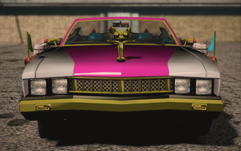 Saints Row IV variants - Genkimobile Average - front
