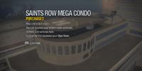 Saints Row Mega Condo