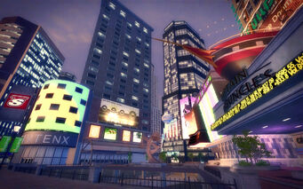 Brighton in Saints Row 2 - Captain Carbuncle's
