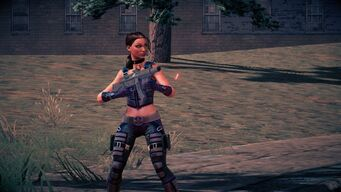 Stance Female (Fighting)