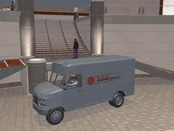 Delivery Truck - BPS variant