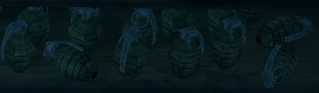 File:Grenades on the wall of Friendly Fire in Saints Row The Third.png