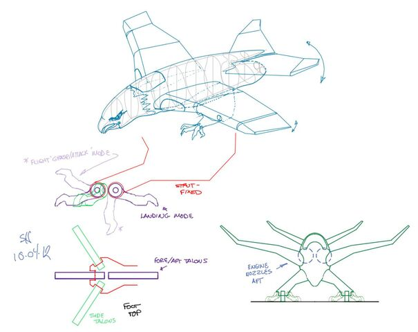File:Screaming Eagle - Concept Art sketch of landing mode.jpg