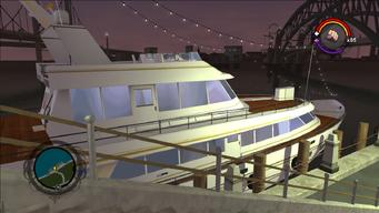 Hughes Yacht top