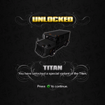 Saints Row unlockable - Vehicles - Titan