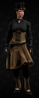 SRTT Outfit - Steampunk couture (female)