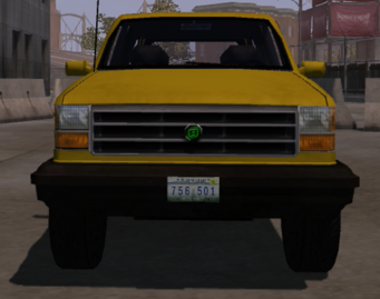 Nordberg - front in Saints Row