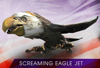 Screaming Eagle promo