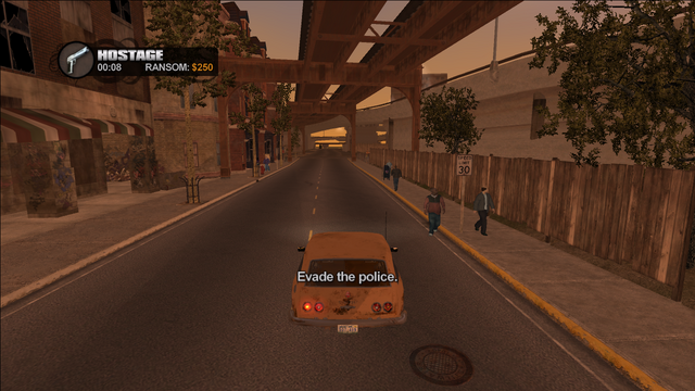 File:Hostage in Saints Row - Evade the police.png