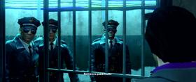 I'm Free - Free Falling Steelport Police Department