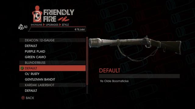 File:Weapon - Shotguns - Pump-Action Shotgun - Blunderbuss - Default.png