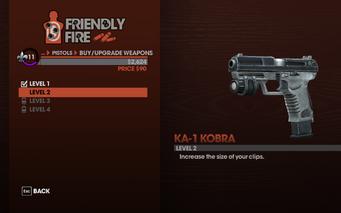 KA-1 Kobra - Level 2 description