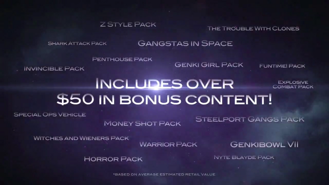 saints row the third genkibowl vii free