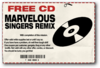 CD Collection - 30 CDs - Marvelous Singers Remix unlocked