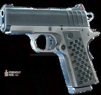 SRIV Pistols - Quickshot Pistol - 9MM Tactical - Default