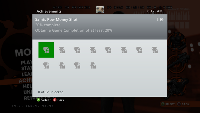 File:Saints Row Money Shot Achievement - 20% complete.png