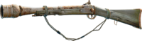 SRIV Shotguns - Pump-Action Shotgun - Blunderbuss - Ol' Rusty
