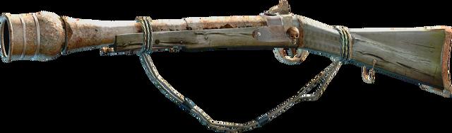 File:SRIV Shotguns - Pump-Action Shotgun - Blunderbuss - Ol' Rusty.png
