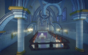 Saints Row Church - upstairs