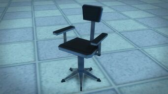 Developer offices - chair