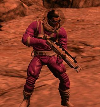 Johnny Gat Gangstas in Space