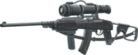 SRIV Special - Sniper Rifle - GI Sniper - Holoskull