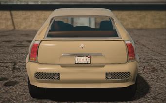 Saints Row IV variants - Halberd average - rear
