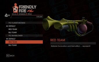 Weapon - Special - Incinerator - TF2 Rainblower - Red Team