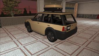 Saints Row variants - Quasar - Standard - rear left
