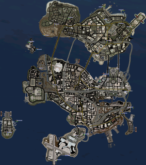 Map SR2 Racing