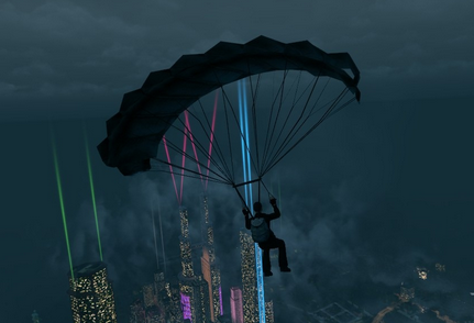 File:Parachute in Saints Row The Third.png