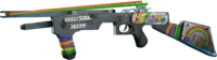 SRIV SMGs - Heavy SMG - Rubber Band Gun - Let's Pretend