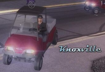 Knoxville - front left with lights and logo in Saints Row 2