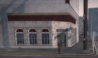 Sea Roses - exterior in Saints Row 2