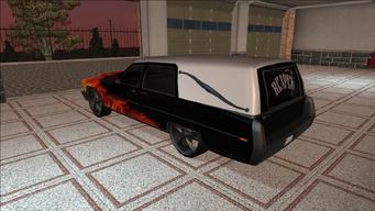 Saints Row variants - Reaper - Bling - rear left