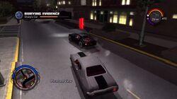 Burying Evidence - chasing Sharp's Car