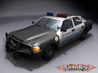 Five-O Saints Row Render