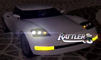 Rattler - front right with lights and logo in Saints Row