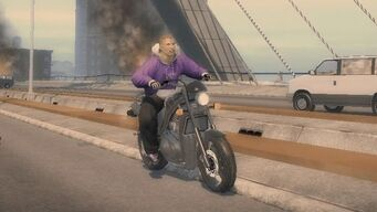 Shard - front right in use in Saints Row 2