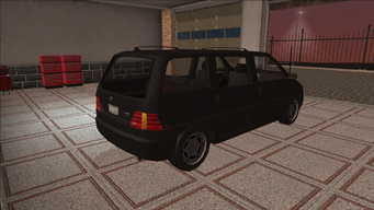 Saints Row variants - Westbury - Beater - rear right