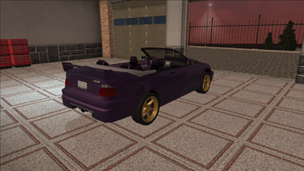 Saints Row variants - Nelson - Gang 3SS lvl4 - rear right