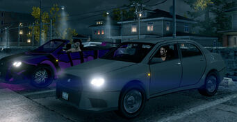 Two Neurons in Saints Row The Third