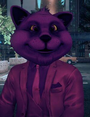 Cheshire Cat SRIV
