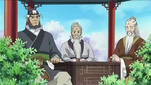 Three grand advisors