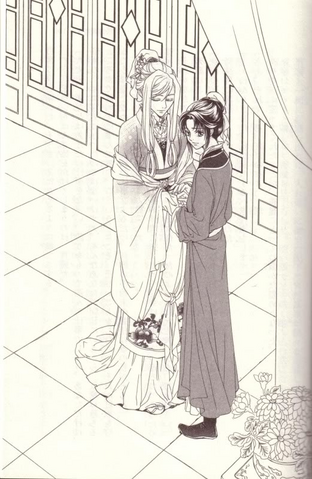 File:Volume 14 - shuurei meets yuri.png