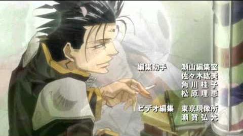 OVA「最遊記外伝」ED Saiyuki Gaiden OVA ending