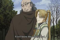 Koumyou & Goudai appearance in Burial 001